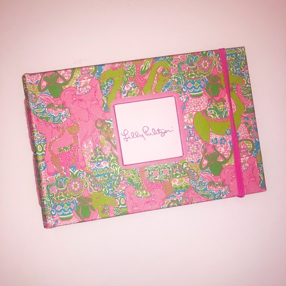 Lily Pulitzer Photo Book